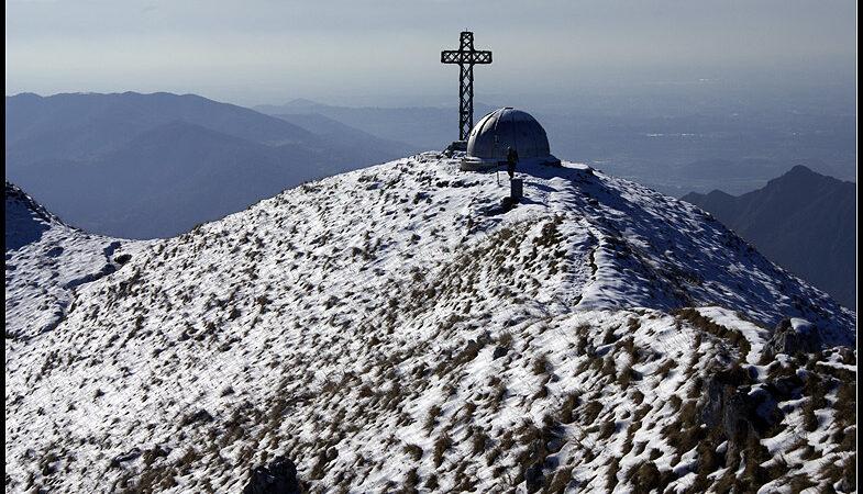 Escursione sul monte Due Mani