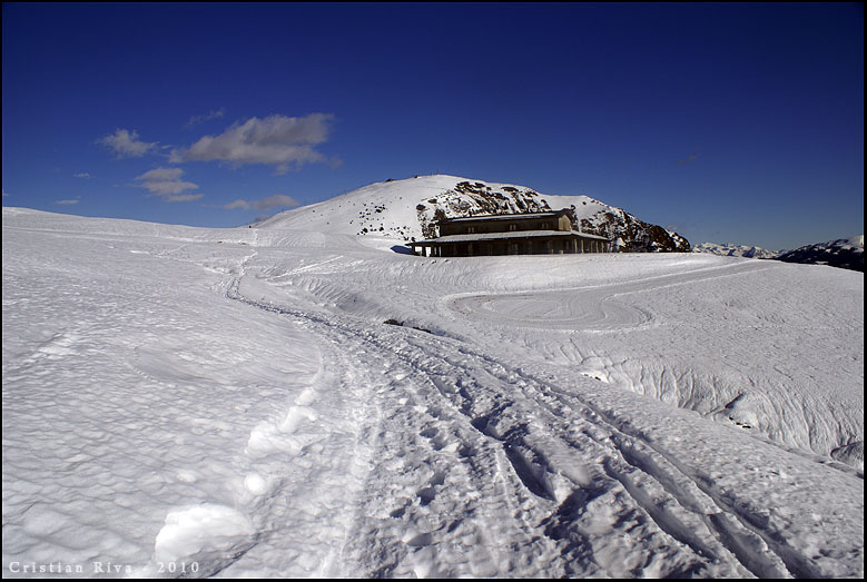 Ciaspolata sul monte Pora
