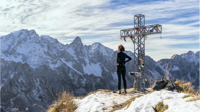 Monte Campione e monte Campioncino