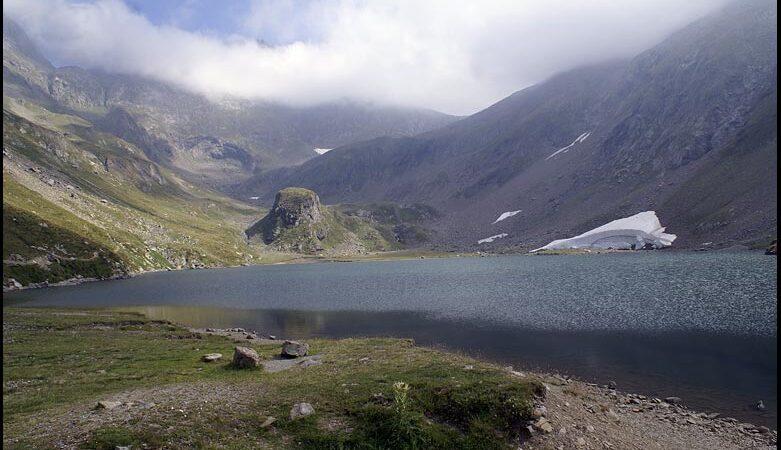 Escursione al lago del Barbellino
